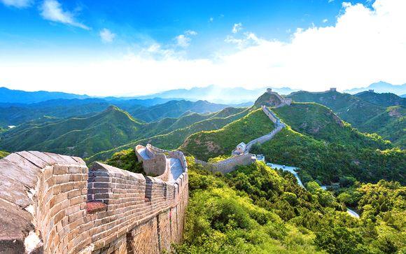 Tour della Cina, tra antico, moderno e Panda giganti
