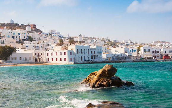 Avventura tra le isole Cicladi