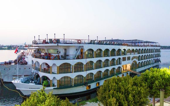La crociera sul Nilo - MS Liberty o similare