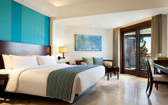 Tanjung Benoa - L'Holiday Inn Resort Bali Benoa 5*
