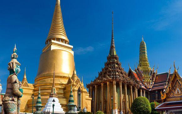 Alla scoperta di Bangkok, Singapore e Nusa Dua