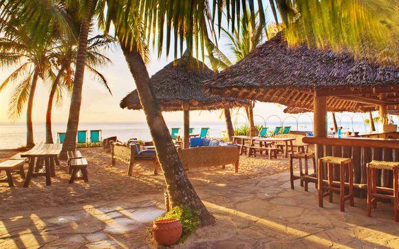 Sarova Whitesands Beach Resort & Spa 4* & Safari