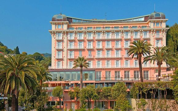 Grand Hotel Bristol Resort & SPA 4*