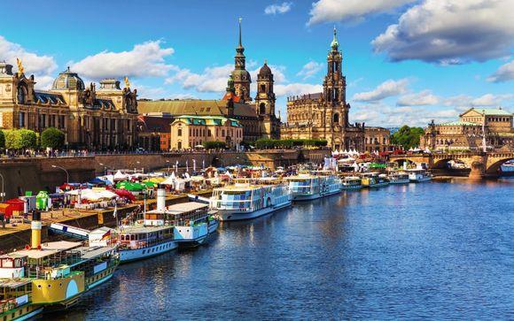 Alla scoperta di Dresda