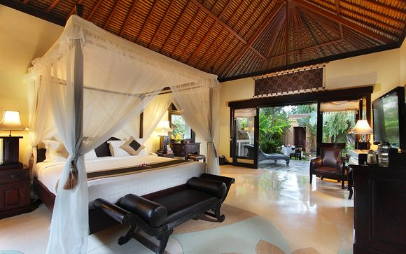 FURUMA VILLAS & SPA 4* - UBUD