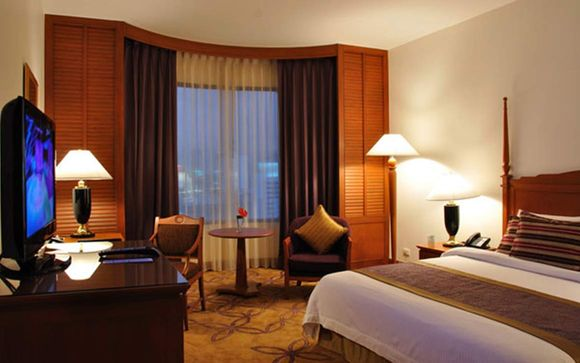Bangkok - Hotel Mandarin by Centre Point 4*