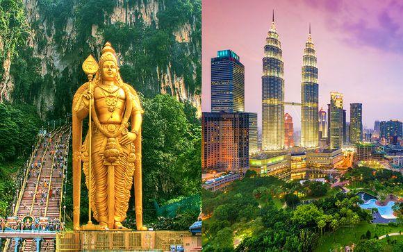 Tour alla scoperta della Malesia
