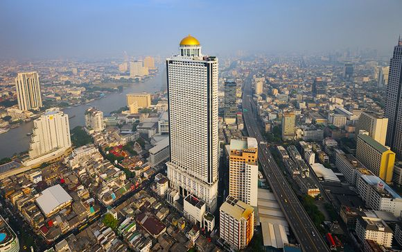 Hotel Tower Club @ Lebua 5* a Bangkok