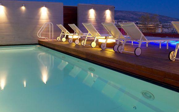 Hotel Fresh 4* - Atene