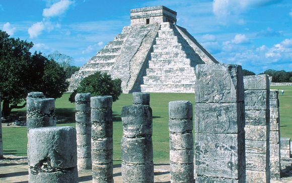Itinerario minitour Yucatan