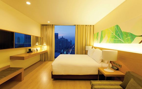 Bangkok - GLOW Pratunam Bangkok 4*