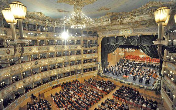 Concerto di Capodanno al Teatro La Fenice