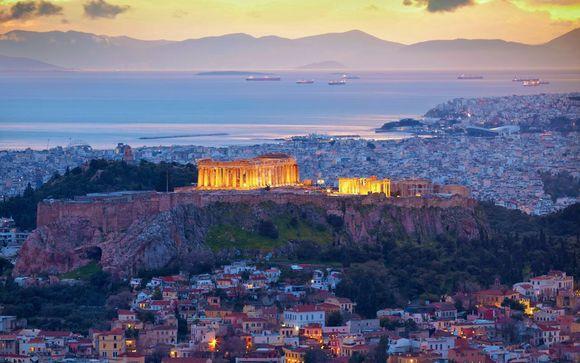 Capodanno ad Atene - Programma di viaggio