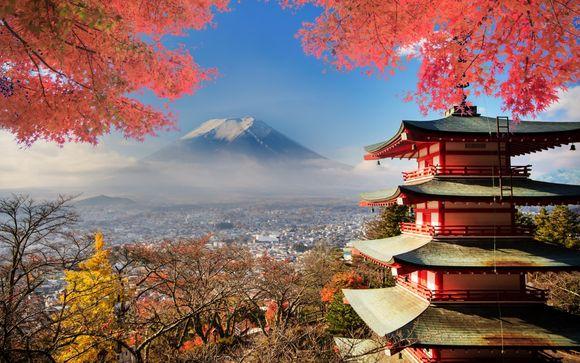 Fly and Train - Alla scoperta del Giappone