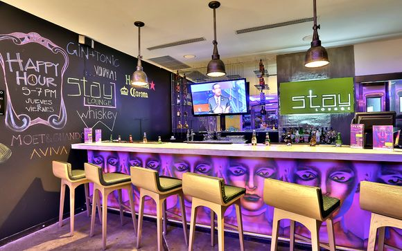 Panama City - Hotel Riande Granada Urban 4*