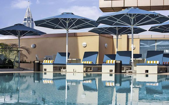 Il Pullman Dubai Jumeirah Lake Towers Hotel and Residence 5*