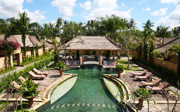 Ubud - Furama Villas & SPA 4*