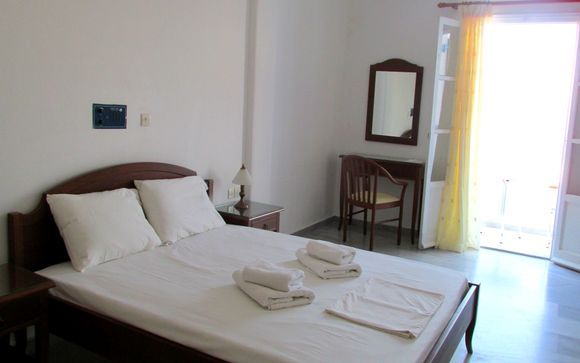 Paros - Hotel Arkas Inn