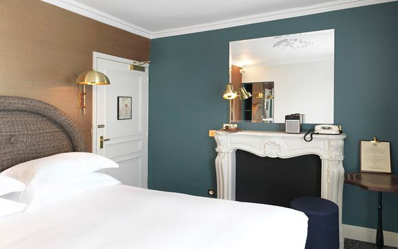 Le Grand Pigalle Hotel 4*