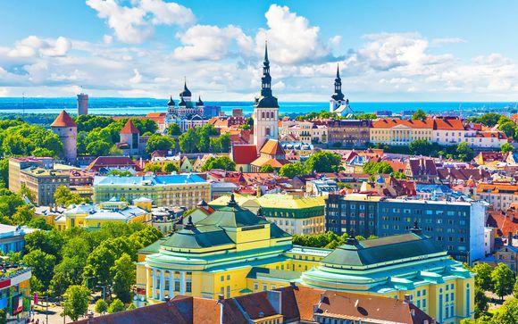 Tour tra le più belle capitali Baltiche