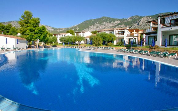 Palmasera Village Resort 4*