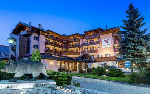 Adler Hotel Wellness & SPA 4*