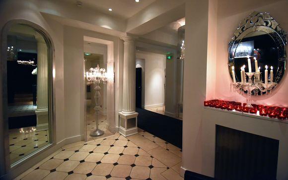 Mon Hotel Lounge & Spa 4*