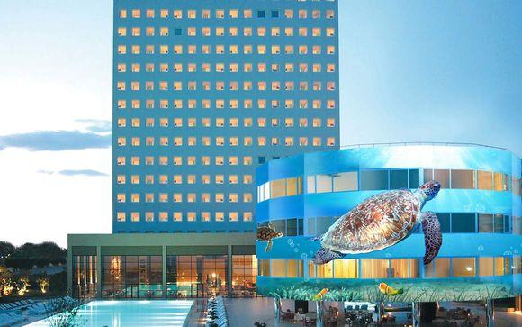 L'hotel Marmara Antalya 5*