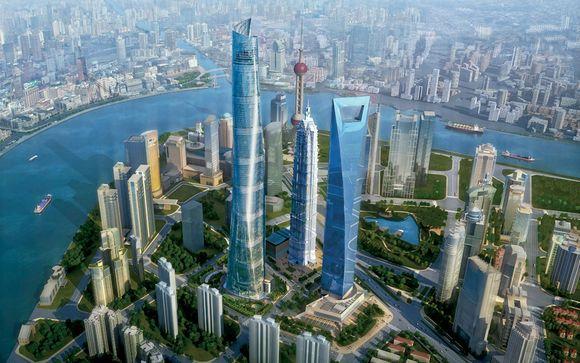 Tour Cina Essenziale in 4*