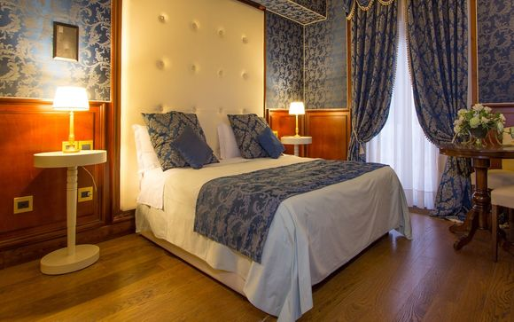 Il Grand Hotel La Rosa Dei Venti 4*