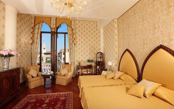 Hotel Palazzo Stern Venice 4*