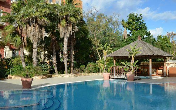 Maritim antonine hotel spa 4 voyage priv fino a 70 - Puzza dallo scarico bagno ...