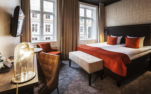 First Mayfair Hotel Copenhagen 4*