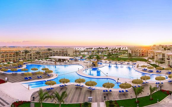 Sharm El Sheikh, 5* All Inclusive in moderno resort