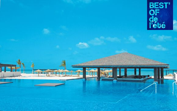 Nuovo resort All-In 5* sulla spiaggia in Luxury Junior Suite
