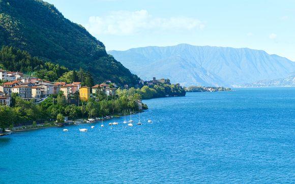 Albavilla, moderno hotel a due passi dal lago di Como