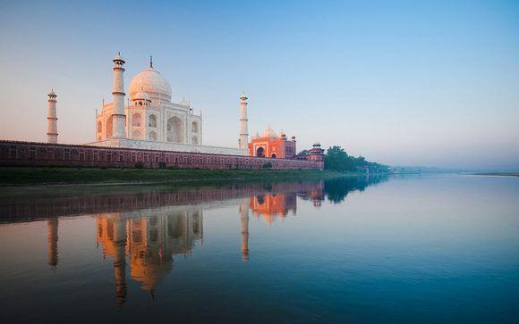 Il Triangolo d'Oro e Varanasi in hotel 4* e 5*