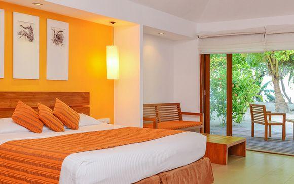 Maldive - Adaaran Select Hudhuranfushi Hotel 4*