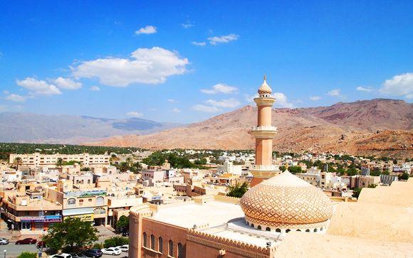 Tour alla scoperta dell'Oman