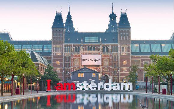 DoubleTree by Hilton Hotel Amsterdam - NDSM Wharf 4* Voyage Privé ...