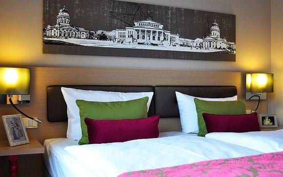 Hotel Gendarm Berlin 4*