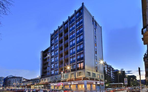 Hotel Qualys Nasco 4*