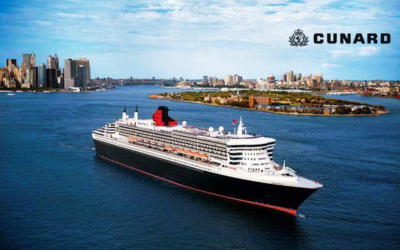 Traversata Atlantica a bordo di Queen Mary 2