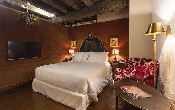 Palazzo Venart Luxury Hotel 5*