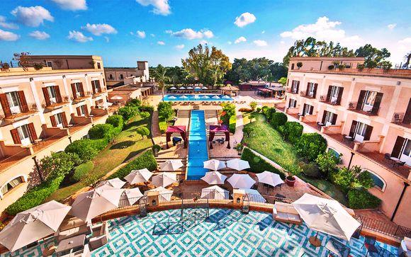 Mazara del Vallo, lusso e relax in incantevole resort 5*