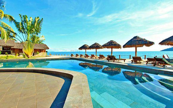 Soft All Inclusive in suggestivo Resort sul mare