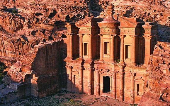 Tour privato Giordania