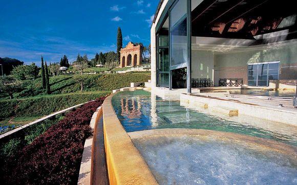 Hotel Bagni di Pisa 5* Voyage Privé : fino a -70%