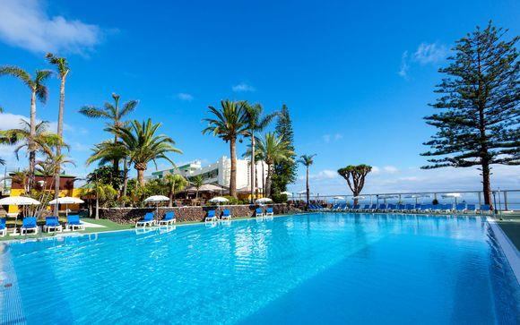 Resort 5* con splendida vista mare