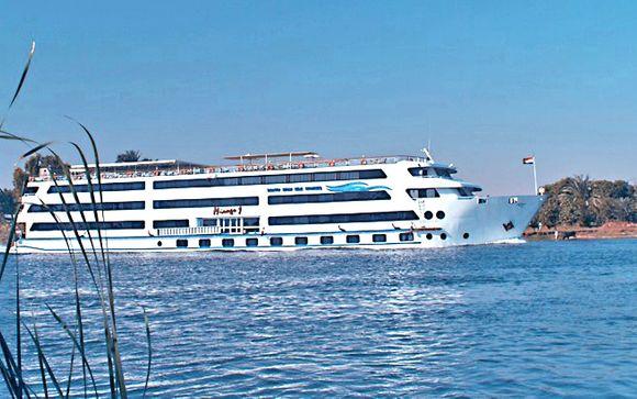 La nave M/Y Mirage o similare